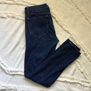 J Brand Skinny Jeans Style 3910C085 - Ink - 27